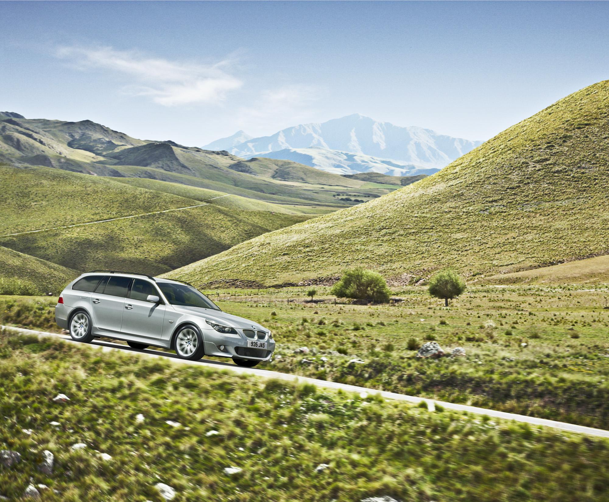 BMW hill