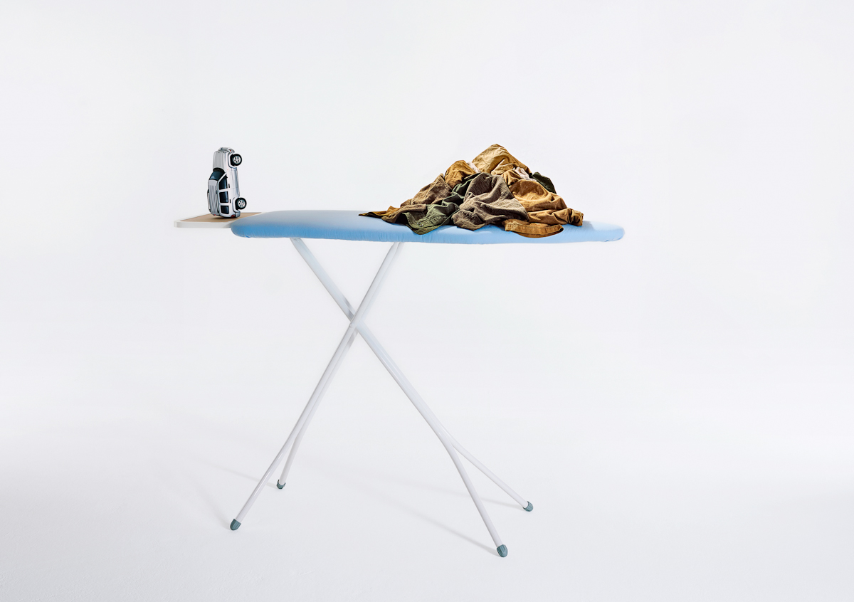 Jeep Ironing board