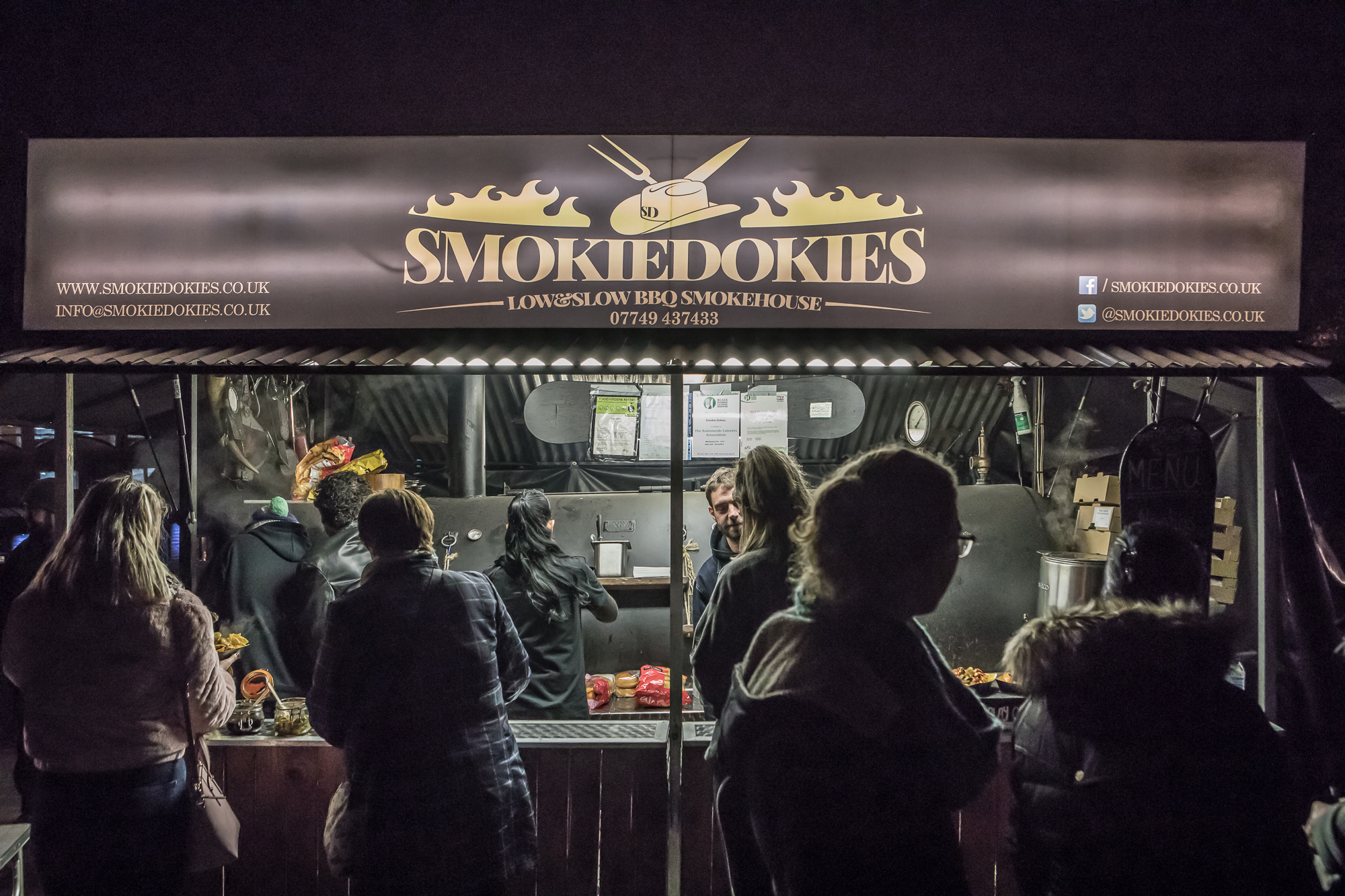 26 Durham Street food Smokies