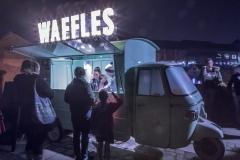 26a Durham steet food Waffles